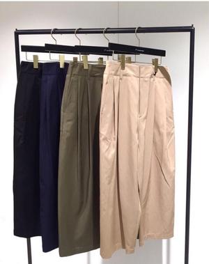 芸能人主役・営業部長が営業部長 吉良奈津子で着用した衣装パンツ