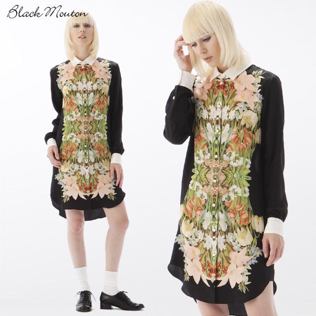 芸能人が野々すみ花オフィシャルブログで着用した衣装ワンピース