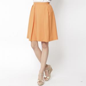 芸能人神田愛花がザップで着用した衣装スカート