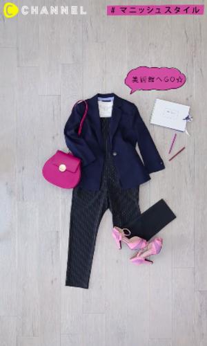 芸能人モデルがC CHANNELで着用した衣装コーディネート