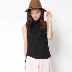 芸能人が代官山コレクションで着用した衣装ニット/セーター