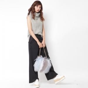 芸能人が代官山コレクション2016で着用した衣装ニット/セーター