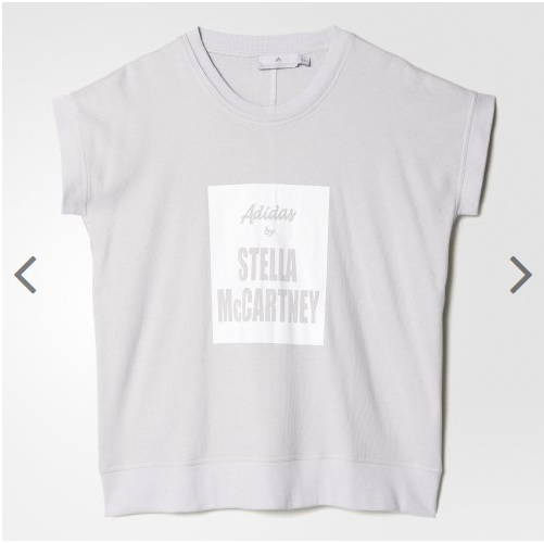 adidas by Stella McCartneyの【adidas by Stella McCartney】 YOGA ヨガ 半袖Tシャツ