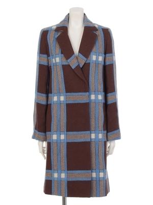 芸能人市川紗椰がユアタイムで着用した衣装コート