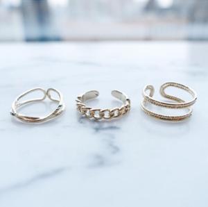 芸能人仲村美香がInstagramで着用した衣装指輪