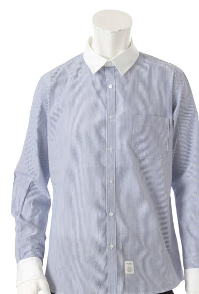 芸能人夫役・IT会社勤務が逃げるは恥だが役に立つで着用した衣装シャツ / ブラウス