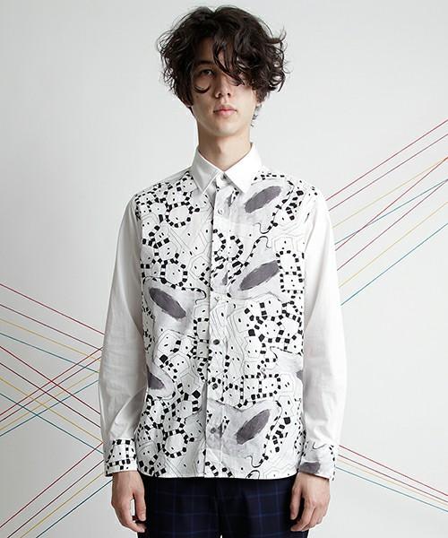 芸能人がダウンタウンDXで着用した衣装シャツ / ブラウス