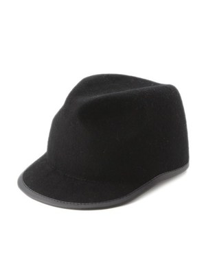 芸能人主役・校閲部・希望はファッション誌編集部が地味にスゴイ!校閲ガール・河野悦子で着用した衣装帽子
