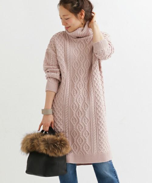 芸能人川口春奈がカインとアベルで着用した衣装ワンピース