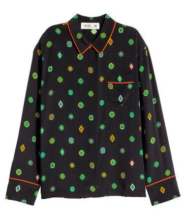 芸能人が秘密のケンミンSHOW 秋の夜長にカミングアウト&埼玉VS千葉SPで着用した衣装シャツ / ブラウス