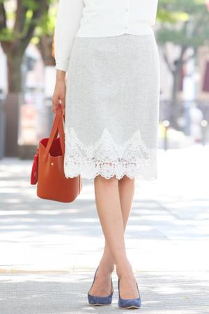 芸能人モデルがC CHANNELで着用した衣装スカート