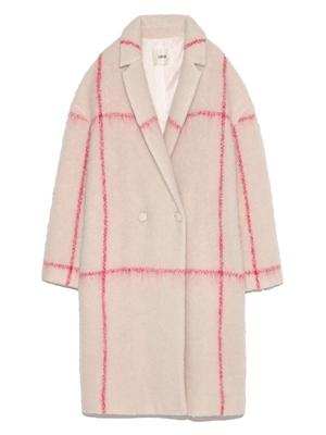 芸能人新垣結衣が逃げるは恥だが役に立つで着用した衣装コート