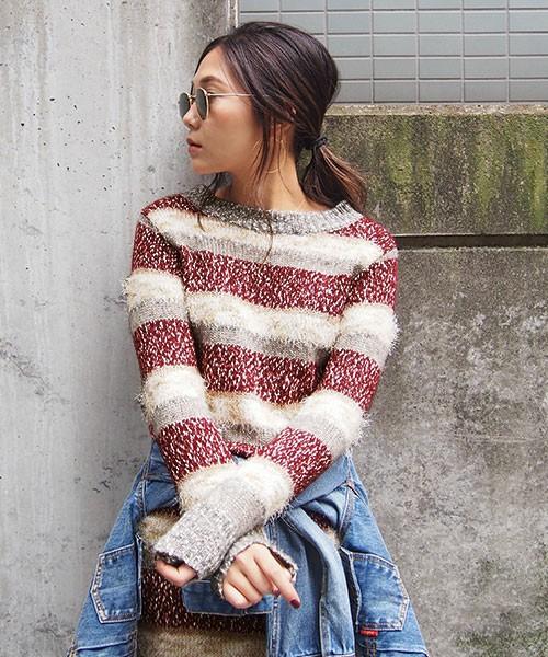 芸能人小島瑠璃子がヒルナンデス!で着用した衣装スカート