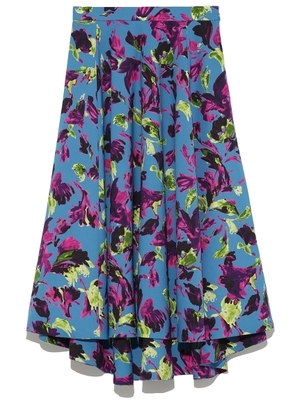 芸能人主役・校閲部・希望はファッション誌編集部が地味にスゴイ!校閲ガール・河野悦子で着用した衣装スカート
