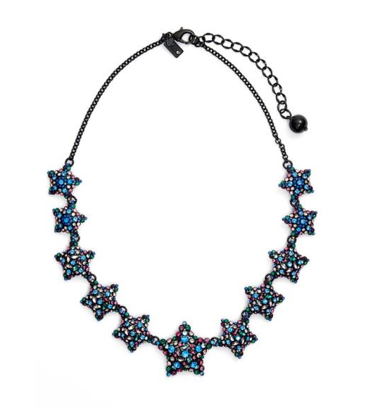 kate spade new yorkの'bright star' collar necklace