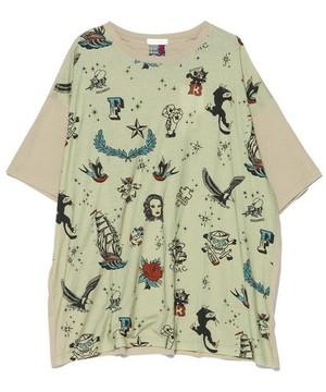 芸能人増田貴久がザ少年倶楽部プレミアムで着用した衣装Tシャツ