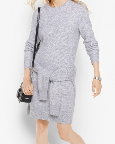 MICHAEL MICHAEL KORSのモヘア セーター ドレス