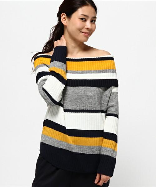 芸能人水卜麻美がヒルナンデス!で着用した衣装ニット