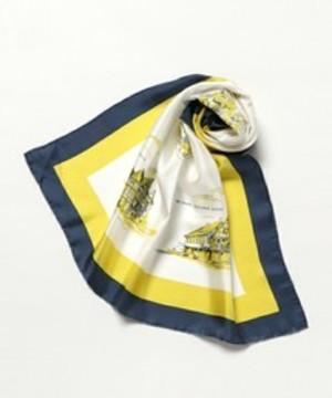 芸能人が地味にスゴイ!校閲ガール・河野悦子で着用した衣装スカーフ