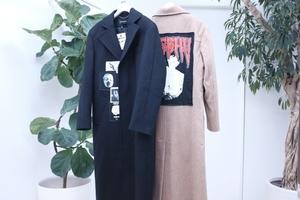 芸能人山下健二郎がモニタリングで着用した衣装コート