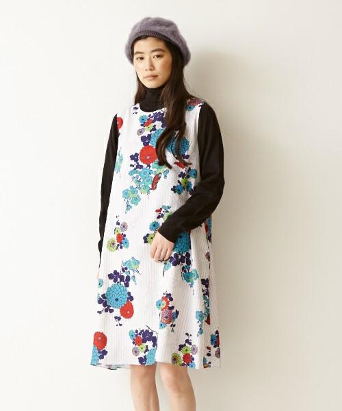 芸能人がニノさんSP 日本ZOUGEN研究所で着用した衣装ワンピース