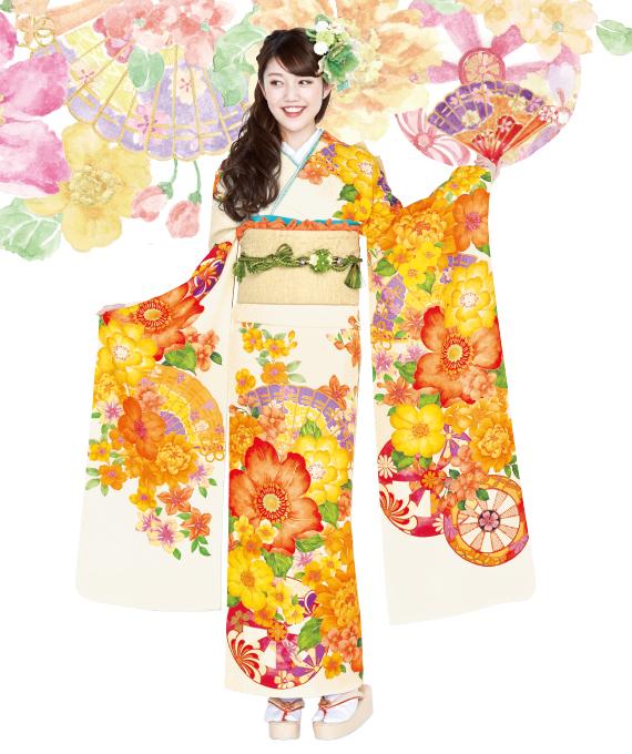 芸能人が新春しゃべくり超豪華初笑い6時間半!ネプくりぃむチュート元日から大暴れSPで着用した衣装和装