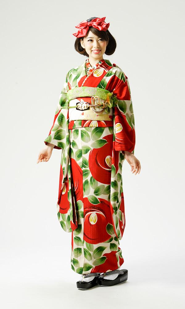 芸能人がPON!で着用した衣装和装
