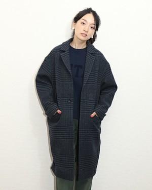 芸能人高山都がInstagramで着用した衣装コート