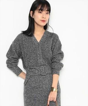 芸能人大島優子がしゃべくりで着用した衣装ニット