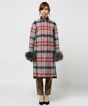 芸能人おのののかがInstagramで着用した衣装コート