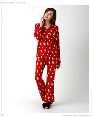 芸能人がブログで着用した衣装パジャマ