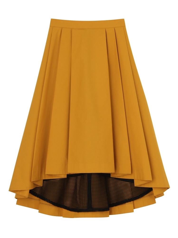 芸能人miwaがPON!で着用した衣装スカート