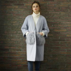 芸能人が婦人公論で着用した衣装ジャケット/アウター