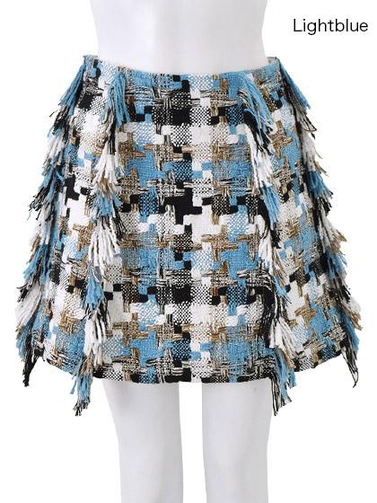 芸能人水卜麻美がヒルナンデス!で着用した衣装スカート