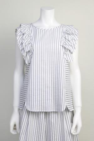 芸能人モデルが東京女子図鑑で着用した衣装シャツ/ブラウス