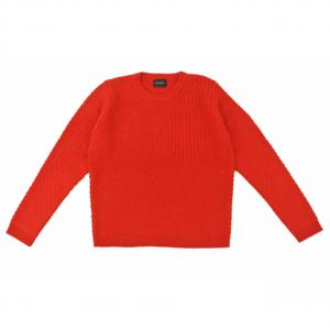 芸能人池澤あやかがアベマプライムで着用した衣装ニット/セーター