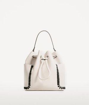 芸能人西村笑花がInstagramで着用した衣装バッグ