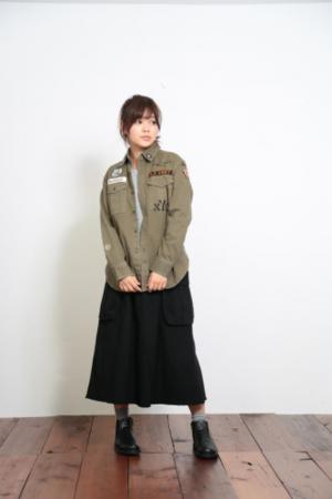 芸能人光浦靖子が関ジャムで着用した衣装シャツ / ブラウス