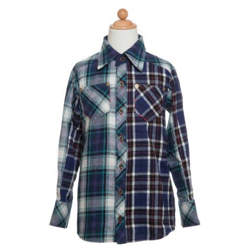 芸能人娘(血縁関係なし)・保育園児が視覚探偵 日暮旅人で着用した衣装シャツ / ブラウス