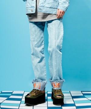 芸能人剛力彩芽が王様のブランチで着用した衣装パンツ
