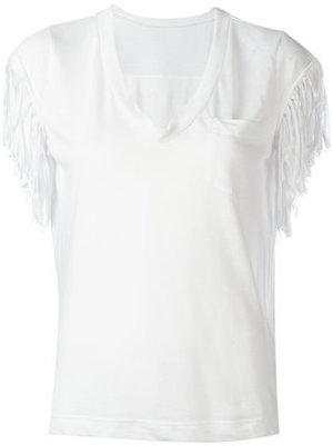 芸能人がanother sky-アナザースカイ-で着用した衣装Tシャツ