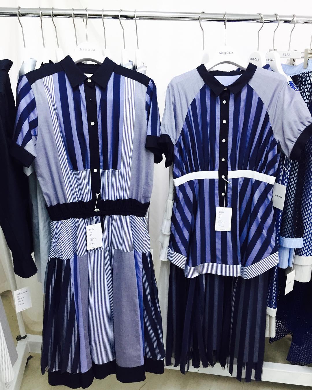 芸能人がユアタイムで着用した衣装ワンピース