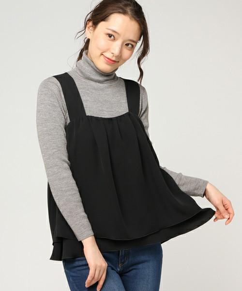 芸能人親友・ネイリストが東京タラレバ娘で着用した衣装カットソー