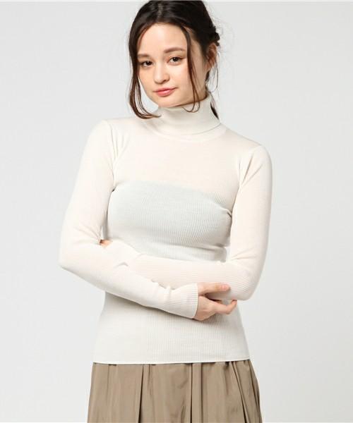 芸能人親友・ネイリストが東京タラレバ娘で着用した衣装ニット
