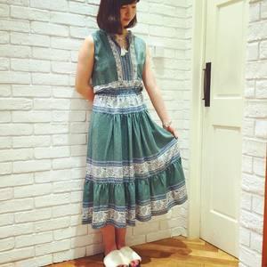 芸能人宇野実彩子が「ココア」MVで着用した衣装ワンピース