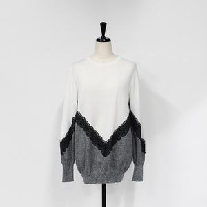 芸能人小嶋陽菜がInstagramで着用した衣装ニット