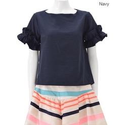 芸能人新妻聖子がホンマでっか!?TVで着用した衣装スカート
