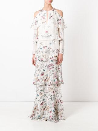 芸能人が第40回 日本アカデミー賞 授賞式で着用した衣装ワンピース