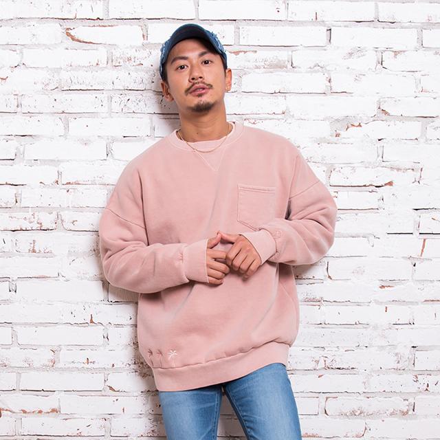 芸能人北岡伸多朗がInstagramで着用した衣装カットソー