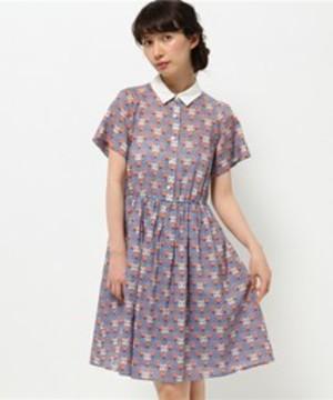 芸能人成瀬瑛美がTwitterで着用した衣装ワンピース